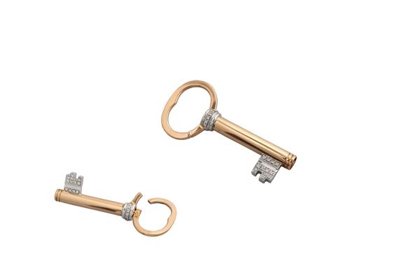 chiave bianca
